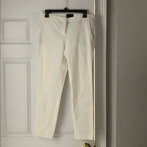Off White Dress Pants